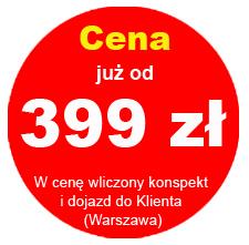 Cena 399 zł
